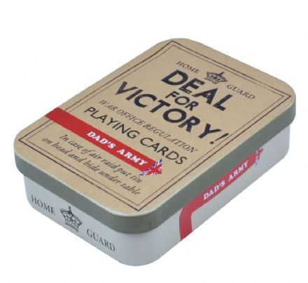 "Dad's Army ""Deal For Victory"" Cards"
